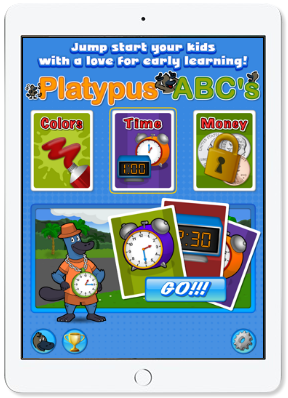 Platypus ABCs Screenshot